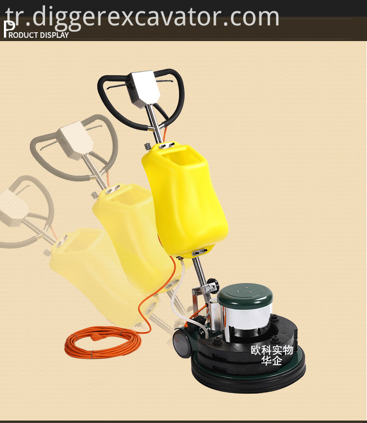 Electric Marble Tile Floor Polisher Polishing Pads